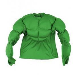 Bluza muschi verde - marimea 140 cm