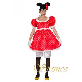 Costum Minnie  M - 158 cm