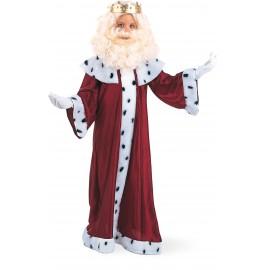 Costum mag baltasar - marimea 140 cm