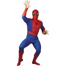 Costum spiderman pentru adulti