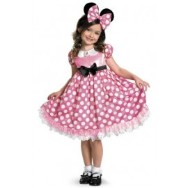 Costum Minnie M 8 - 10 ani / 140 cm