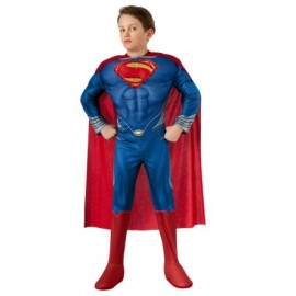 Costum Superman - Marimea 128 Cm imagine