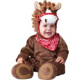 Costum bebe ponei