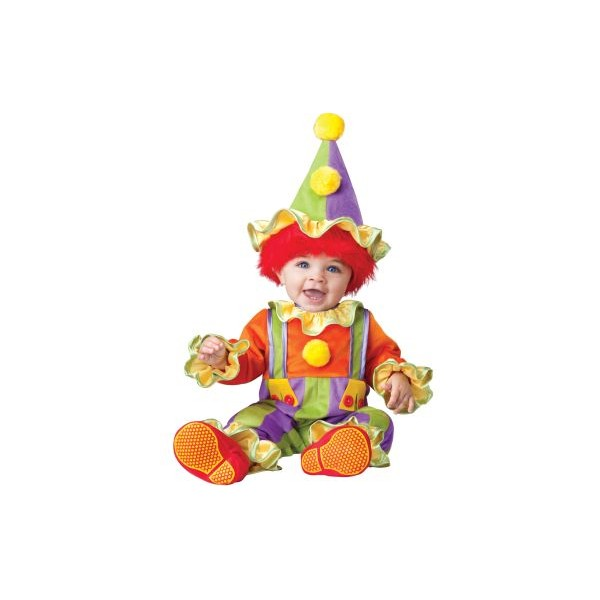 Costum bebe clown