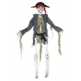 Schelet pirat 42 cm