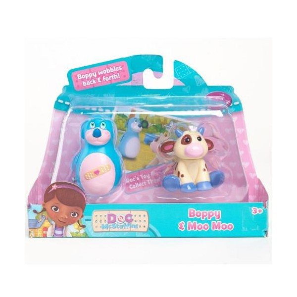 Figurine Boppy and Moo Moo