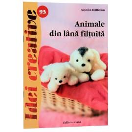 Animale Din Lana Filtuita - Idei Creative 93