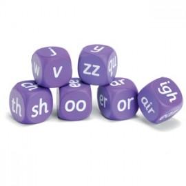 Cuburi pentru format cuvinte-nivelul 3