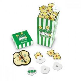 Popcorn cu litere-jocul cuvintelor