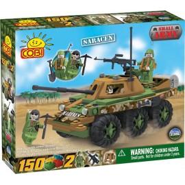Tancheta militara SARACEN pentru ofensiva - 2306
