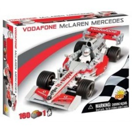 Masina curse bolid F1 Vodafone McLaren Mercedes