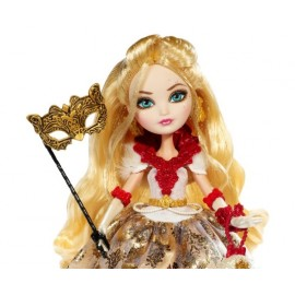 Papusa Apple White Ever After High - Petrecere la scoala