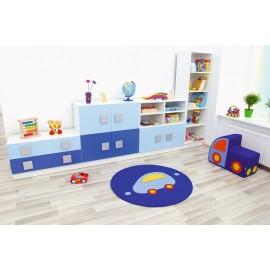 Set mobilier gradinita 2 - Colores
