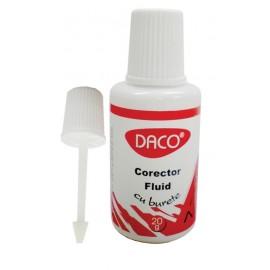 Corector fluid cu burete
