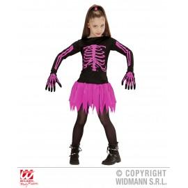 Costum balerina schelet - marimea 128 cm