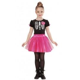 Costum balerina schelet