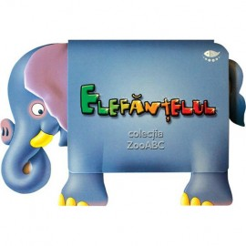 Elefantelul. Zoo Abc imagine