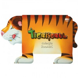 Tigrisorul. Zoo Abc imagine