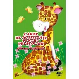 Girafa Curioasa imagine