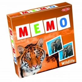 Animale salbatice - Joc memo