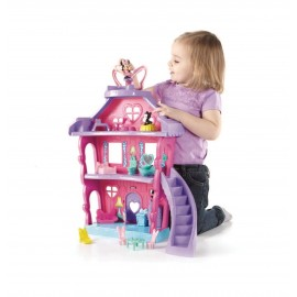 Minnie Playset Casa Polka