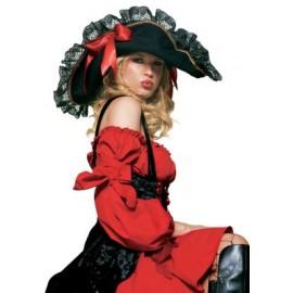 Palarie capitan pirat