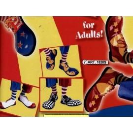 Pantofi de clown profesionali