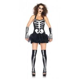 Costum schelet - marimea XS