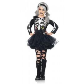 Costum micul schelet
