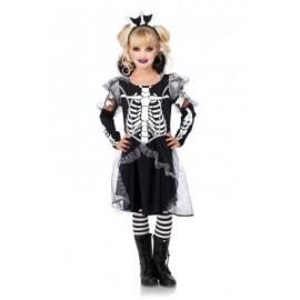 Costum printesa schelet
