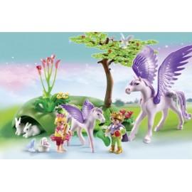 Copii si unicorni