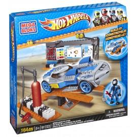 Hot Wheels Rampa Service - Mega Bloks imagine