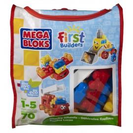 Primele Constructii Rotile Trasnite - Mega Bloks imagine