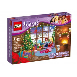 Calendarul de advent LEGO Friends 2014 (41040)