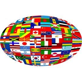 Steaguri din jurul lumii