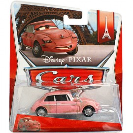 Geartrude - Disney Cars