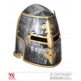 Casca luptator medieval