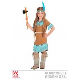 Costum Indianca - Marimea 128 Cm