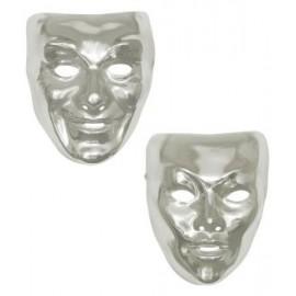 Masca argintie