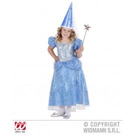 Costum zana albastra - marimea 128 cm