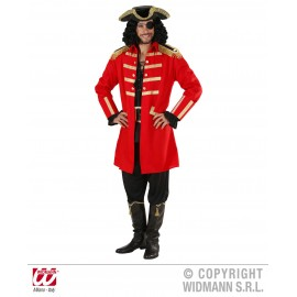Jacheta pirat rosu