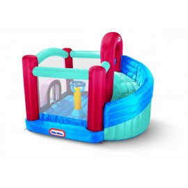 Little Tikes - Spatiu de joaca gonflabil Super Spiral Bouncer