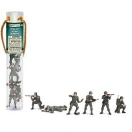 Tub 6 Figurine - Soldati