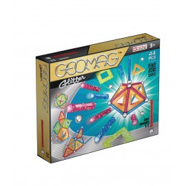 Geomag Panels Glitter 44 Piese