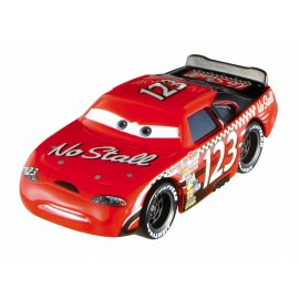 No Stall No 123 - Disney Cars