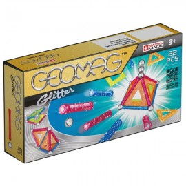 Geomag Kids Color Glitter 22