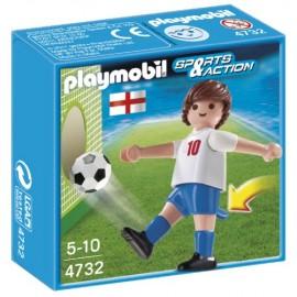 Jucator Fotbal - Anglia