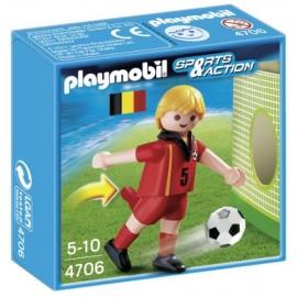 Jucator fotbal - belgia