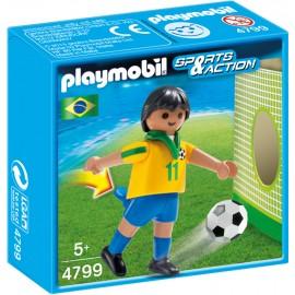 Jucator Fotbal - Brazilia