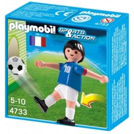 Jucator fotbal - franta